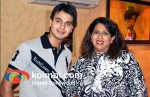 Anshuman Kapoor, Anupama Kapoor At Annu Kapoor's 56th Birthday Celebration