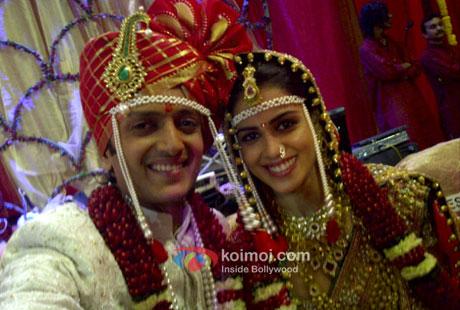 Ritesh Deshmukh & Genelia D'souza