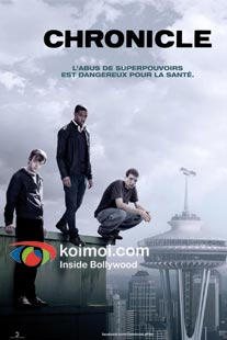 Chronicle Movie Review (Movie Poster)