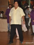 David Dhawan At Dheeraj-Deepshikha Wedding