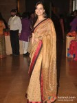 Dia Mirza At Dheeraj-Deepshikha Wedding