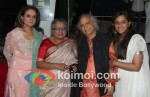 Durga Jasraj, Madhura Jasraj, Pandit Jasraj, Avni Jasraj At Idea Jalsa Celebration Event