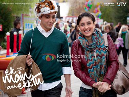 Ek Main Aur Ekk Tu Movie Stills