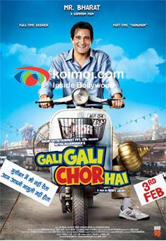 Gali Gali Chor Hai Movie Poster