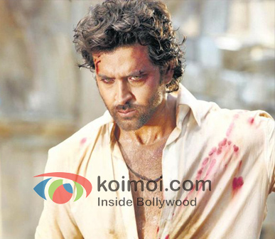Hrithik Roshan In Agneepath Movie Stills