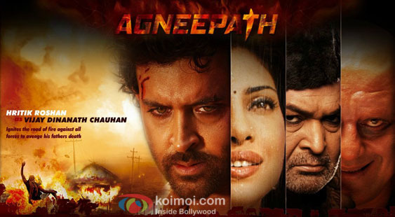Agneepath Poster