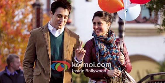 Ek Main Aur Ekk Tu Review (Ek Main Aur Ekk Tu Movie Stills)