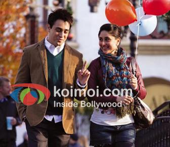Imran Khan, Kareena Kapoor In Ek Main Aur Ekk Tu
