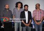 Imtiaz Ali, Resul Pookutty At Dolby Press Meet