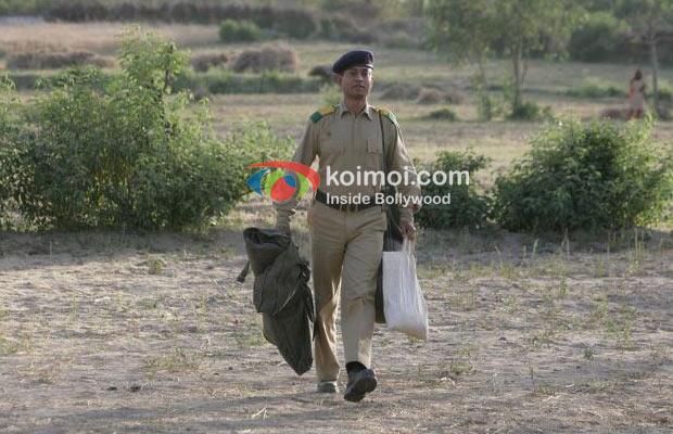 Irrfan Khan (Paan Singh Tomar Movie Stills)