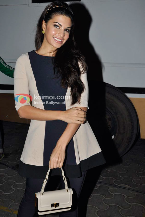 Jacqueline Fernandez At 'Housefull 2' Movie First Look Launch