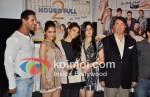 John Abraham, Shazahn Padamsee, Jacqueline Fernandez, Zarine Khan, Randhir Kapoor At Housefull 2 Trailer launch