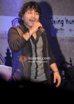 Kailash Kher At A College Fest