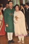 Karan Johar At Ritesh-Genelia Wedding