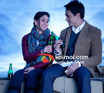 Kareena Kapoor, Imran Khan (Ek Main Aur Ekk Tu Movie Stills)