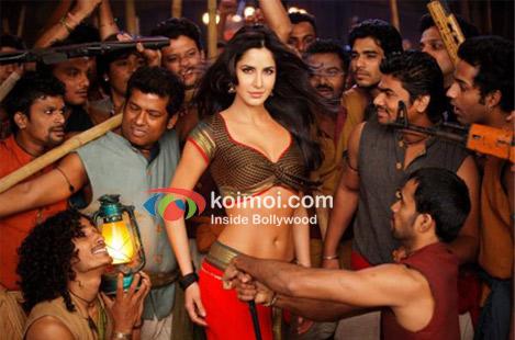 Katrina Kaif In Chikni Chameli Song