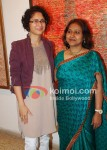 Kiran Rao Inaugurates Sangeeta Gupta's Painting Exhibition