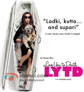 Love You To Death (LYTD) Movie Poster