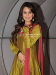 Mahima Chaudhry On The Sets Of A Television Show
