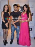 Malaika Arora Khan, Prateik, Sameera Reddy At CCI's Lets Design 4 Contest