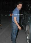 Imran Khan Snapped At International Airport