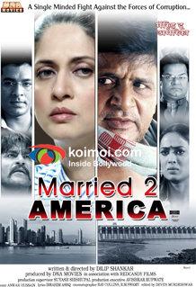 Married 2 America Movie Poster
