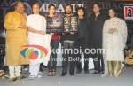 Narayan Agarwal, Shreya Ghoshal, Roopkumar Rathod, Niladri kumar, Deepak Pandit, Sonali Rathod And Abhinav At The launch Of His Album Miracle