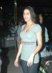 Nargis Fakhri Snapped At International Airport