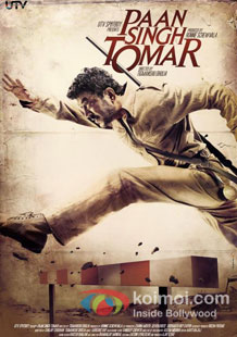 Paan Singh Tomar Preview (Paan Singh Tomar Movie Poster)