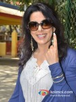 Pooja Bedi Vote For Mumbai Elections