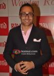Rahul Bose At Raymond Store.
