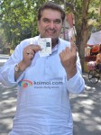 Raja Murad Vote For Mumbai Elections