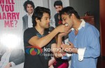 Rajeev Khandelwal Promotes Will You Marry Me?