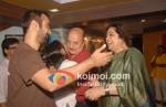 Ranvir Shorey, Kirron Kher At Prayer Meet For Anupam Kher's Father