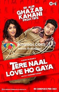 Ritesh Deshmukh with Genelia D'Souza In Tere Naal Love Ho Gaya
