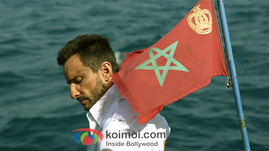 Saif Ali Khan Agent Vinod Movie Stills