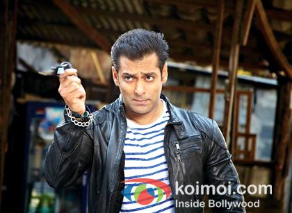 Salman Khan In Ready