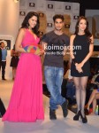 Sameera Reddy, Prateik, Malaika Arora Khan At CCI's Lets Design 4 Contest