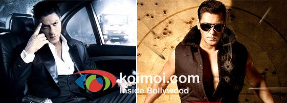 Shah Rukh Khan In Don 2, Salman Khan In Bodyguard