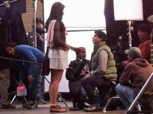 Katrina Kaif & Shah Rukh Khan