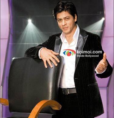 Shah Rukh Khan In KBC