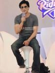 Shah Rukh Khan Unveil New KKR Logo