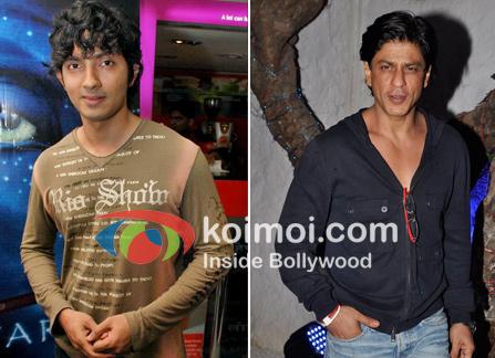 Shirish Kunder, Shah Rukh Khan