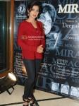 Shreya Goshal At The launch Of His Album Miracle