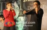 Shreya Goshal, Deepak Pandit At The launch Of His Album Miracle
