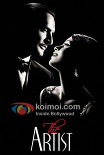 vThe Artist Review (The Artist Movie Poster)