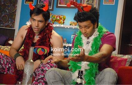 Tusshar Kapoor, Ritesh Deshmukh In Kyaa Super Kool Hain Hum