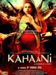 Vidya Balan (Kahaani Movie Poster)