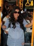 Vidya Balan's Bus Ride For Kahaani