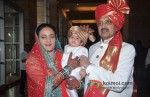 Vilasrao Deshmukh At Dheeraj-Deepshikha Wedding